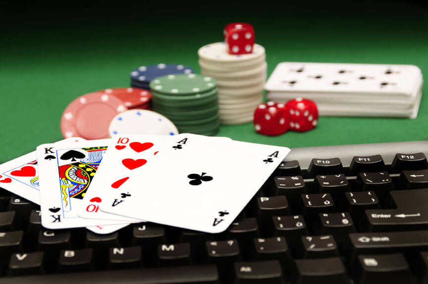 online casino video poker lightning spielen
